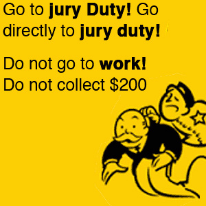 Adventures of the Nerdy Secretary: Servin' on a Jury